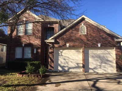 Pflugerville Single Family Home For Sale: 17908 Worley Dr