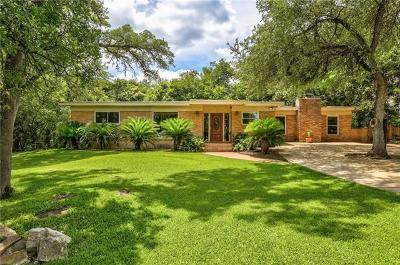 Travis County Single Family Home For Sale: 104 Westhaven Dr