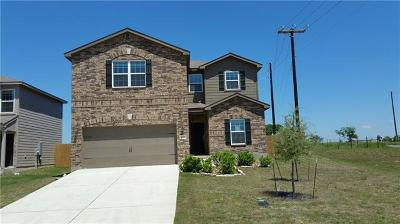 Williamson County Single Family Home For Sale: 500 Cleary Ln