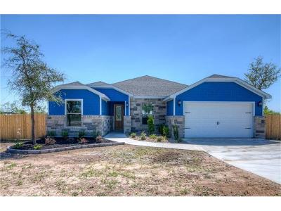 Del Valle Single Family Home Pending - Taking Backups: 116 Yucatan Dr