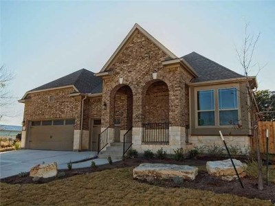 Austin Single Family Home For Sale: 400 Highland Horizon