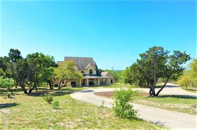 Dripping Springs Single Family Home For Sale: 139 Heather Hills Dr