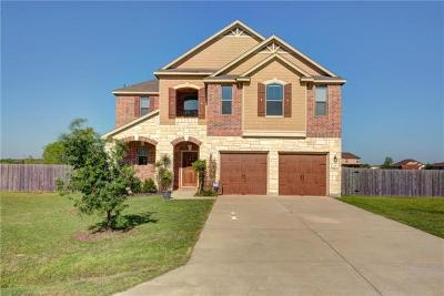 Bastrop Single Family Home For Sale: 132 Brittany Ln