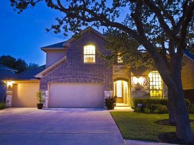 Cedar Park Single Family Home Pending - Taking Backups: 1505 Rimstone Dr