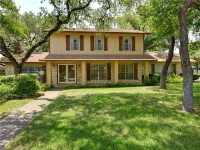 Travis County, Williamson County Single Family Home For Sale: 10107 Hidden Meadow Dr