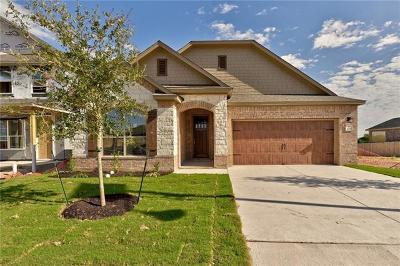 Pflugerville Single Family Home For Sale: 406 Kaden Prince Dr