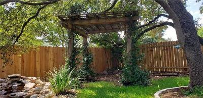 Cedar Park TX Single Family Home For Sale: $261,900