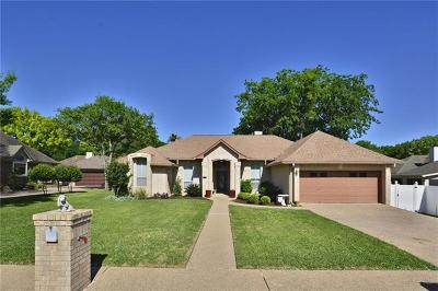 Hays County, Travis County, Williamson County Single Family Home For Sale: 10002 Jupiter Hills Dr