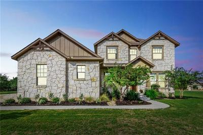 Dripping Springs Single Family Home Active Contingent: 126 Tye Cv