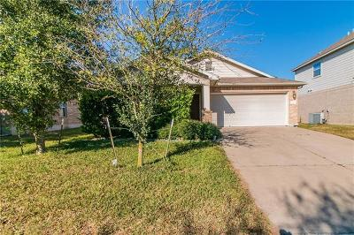Pflugerville Condo/Townhouse For Sale: 19120 Leigh Ln #D40