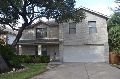 Cedar Park Single Family Home For Sale: 1404 Comfort St