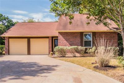 Hays County, Travis County, Williamson County Single Family Home For Sale: 6709 Clubway Ln