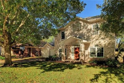 Leander Single Family Home For Sale: 15343 English River Loop