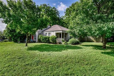 Austin Single Family Home For Sale: 3313 Bryker Dr