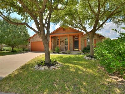 Single Family Home For Sale: 3213 Canyon Ledge Cv