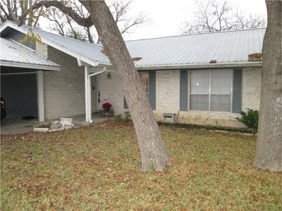 Travis County, Williamson County Single Family Home For Sale: 13223 Broadmeade Ave