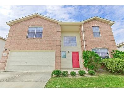Kyle Single Family Home Pending - Taking Backups: 136 Buttercup Way