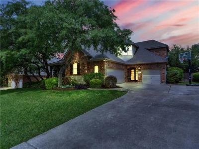 Williamson County Single Family Home For Sale: 2238 Fernspring Dr