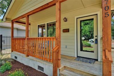 Austin Single Family Home For Sale: 1705 Payne Ave