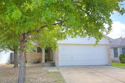 Pflugerville Single Family Home For Sale: 21215 Grand National Ave