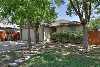 Austin Single Family Home For Sale: 6840 Broad Brook Dr