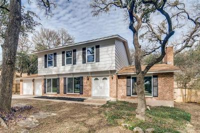 Austin Single Family Home Pending - Taking Backups: 8906 Roxborough St