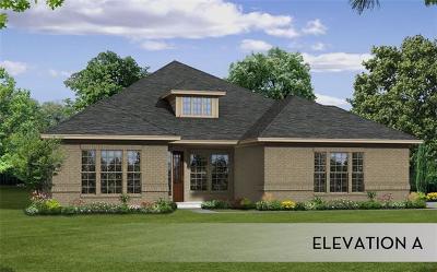 Buda Single Family Home For Sale: 321 Lacy Oak Dr