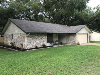 Single Family Home For Sale: 12200 Old Stage Trl