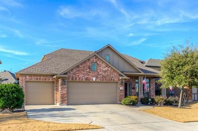 Pflugerville Single Family Home For Sale: 20620 Commons Pkwy