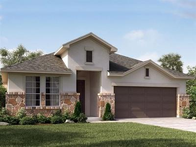 Leander Single Family Home For Sale: 548 Middle Brook Dr
