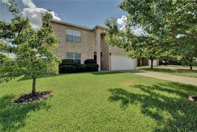 Pflugerville Single Family Home Pending - Taking Backups: 933 Springbrook Dr