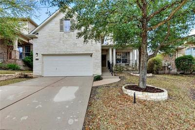 Austin Single Family Home For Sale: 2133 Westfalian Trl