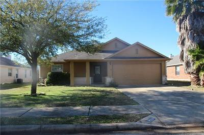 Hutto Single Family Home Pending - Taking Backups: 114 Waterlily Way