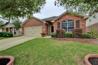 Pflugerville Single Family Home Coming Soon: 18305 Hees Ln