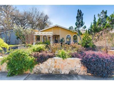 Austin TX Single Family Home For Sale: $323,000