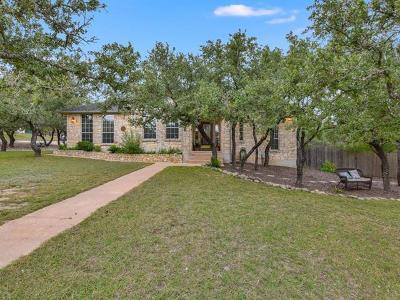 Dripping Springs Single Family Home For Sale: 500 Meadow Oaks Dr
