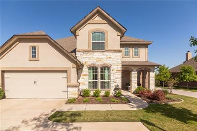 Lakeway Single Family Home For Sale: 305 Bellagio Dr