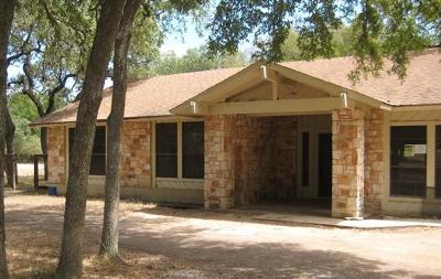 Buda Single Family Home For Sale: 16209 Remuda Trl