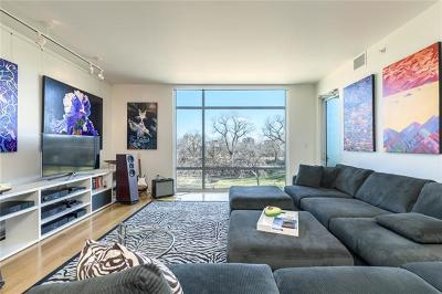 Austin Condo/Townhouse For Sale: 210 Lee Barton Dr #401