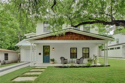 Austin Single Family Home For Sale: 1806 Richcreek Rd
