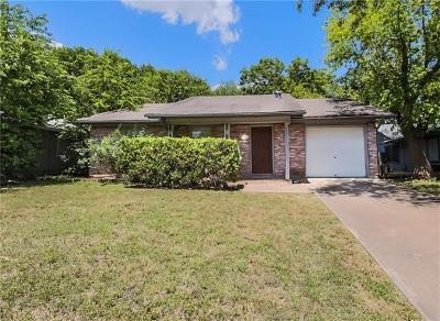 Austin Single Family Home Pending - Taking Backups: 2310 Rockridge Dr