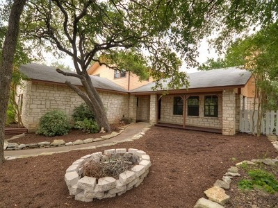 Georgetown Single Family Home Pending - Taking Backups: 4205 Azul Ct