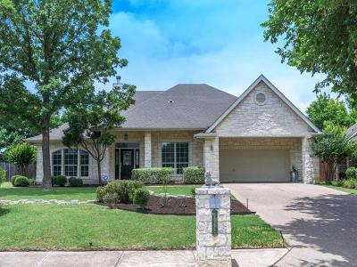 Hays County, Travis County, Williamson County Single Family Home Pending - Taking Backups: 4518 Grand Cypress Dr