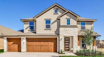 Leander Single Family Home For Sale: 1604 Humble Live Dr