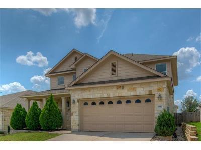 Cedar Park Single Family Home For Sale: 1812 Golden Arrow Ave