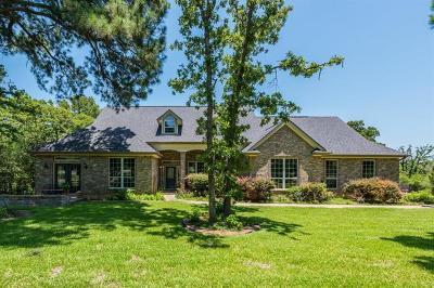 Bastrop County Single Family Home Pending - Taking Backups: 540 Arbors Cir