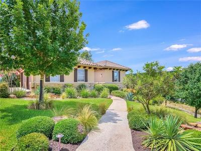 Spicewood Single Family Home For Sale: 19501 Sean Avery Path