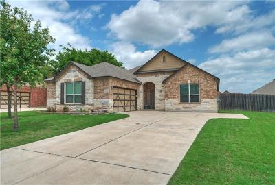 Pflugerville Single Family Home For Sale: 18828 Star Gazer Way