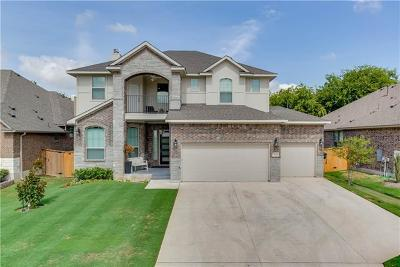 Pflugerville Single Family Home Pending - Taking Backups: 19920 Moorlynch Ave