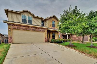 Leander Single Family Home For Sale: 105 Chickadee Ln